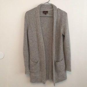 Super soft sweater cardigan